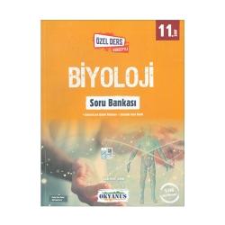 Okyanus Yayınları - Okyanus Yayınları 11. Sınıf Biyoloji Özel Ders Konseptli Soru Bankası
