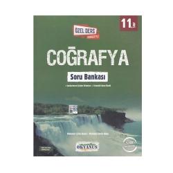 Okyanus Yayınları - Okyanus Yayınları 11. Sınıf Coğrafya Özel Ders Konseptli Soru Bankası