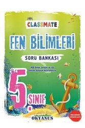 Okyanus Yayınları - Okyanus Yayınları 5. Sınıf Classmate Fen Bilimleri Soru Bankası