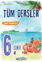 Okyanus Yayınları - Okyanus Yayınları 6. Sınıf Tüm Dersler Soru Bankası