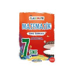 Okyanus Yayınları - Okyanus Yayınları 7. Sınıf Classmate Matematik Soru Bankası
