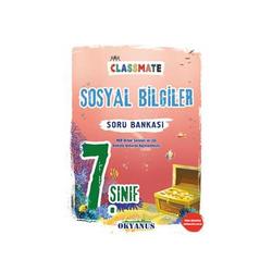 Okyanus Yayınları - Okyanus Yayınları 7. Sınıf Classmate Sosyal Bilgiler Soru Bankası