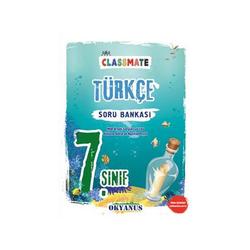 Okyanus Yayınları - Okyanus Yayınları 7. Sınıf Classmate Türkçe Soru Bankası