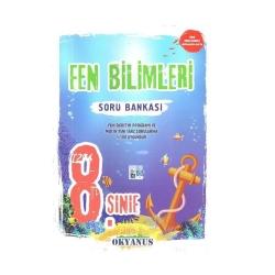Okyanus Yayınları - Okyanus Yayınları 8. Sınıf Fen Bilimleri Soru Bankası