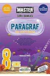 Okyanus Yayınları - Okyanus Yayınları 8. Sınıf Master Paragraf Soru Bankası