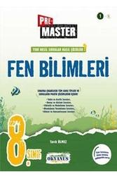 Okyanus Yayınları - Okyanus Yayınları 8. Sınıf Premaster Fen Bilimleri Soru Bankası