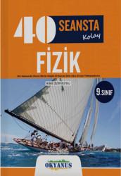 Okyanus Yayınları - Okyanus Yayınları 9. Sınıf 40 Seansta Kolay Fizik