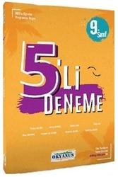 Okyanus Yayınları - Okyanus Yayınları 9. Sınıf 5'li Deneme