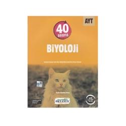 Okyanus Yayınları - Okyanus Yayınları AYT 40 Seans Biyoloji Soru Bankası