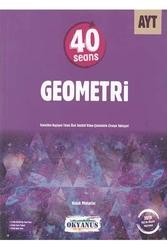 Okyanus Yayınları - Okyanus Yayınları AYT 40 Seans Geometri Soru Bankası
