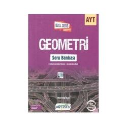 Okyanus Yayınları - Okyanus Yayınları AYT Geometri Özel Ders Konseptli Soru Bankası