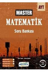Okyanus Yayınları - Okyanus Yayınları AYT Matematik Master Soru Bankası