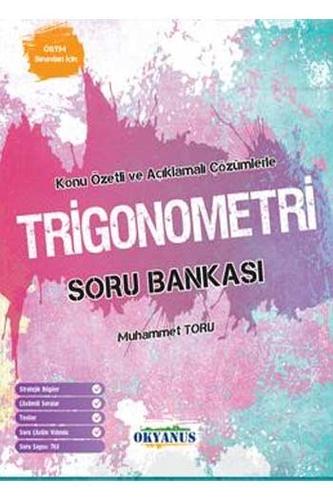 Okyanus Yayınları AYT Trigonometri Soru Bankası