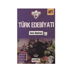 Okyanus Yayınları - Okyanus Yayınları AYT Türk Edebiyatı Iceberg Soru Bankası