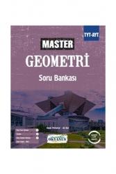 Okyanus Yayınları - Okyanus Yayınları TYT AYT Master Geometri Soru Bankası