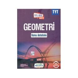 Okyanus Yayınları - Okyanus Yayınları TYT Geometri Özel Ders Konseptli Soru Bankası