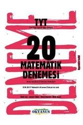 Okyanus Yayınları - Okyanus Yayınları TYT Matematik 20 Deneme