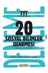 Okyanus Yayınları - Okyanus Yayınları TYT Sosyal Bilimler 20 Deneme