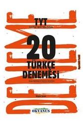 Okyanus Yayınları - Okyanus Yayınları TYT Türkçe 20 Deneme