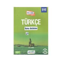 Okyanus Yayınları - Okyanus Yayınları TYT Türkçe Özel Ders Konseptli Konu Anlatımı