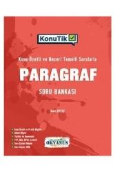 Okyanus Yayınları - Okyanus Yayınları YKS KonuTik Paragraf Soru Bankası