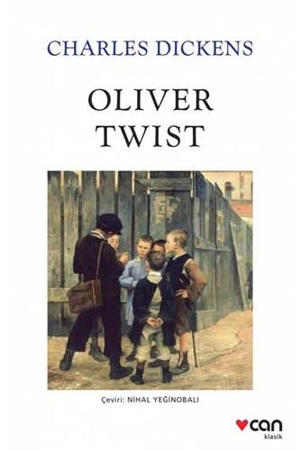 Oliver Twist Can Yayınları