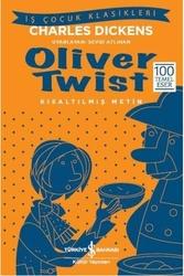 İş Bankası Kültür Yayınları - Oliver Twist Kısaltılmış Metin İş Bankası Kültür Yayınları
