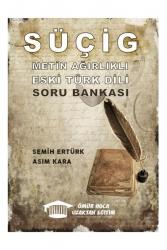Ömür Hoca Uzaktan Eğitim - Ömür Hoca Uzaktan Eğitim 2021 ÖABT Türk Dili Edebiyatı SÜGİÇ Metin Ağırlıklı Eski Türk Dili Soru Bankası