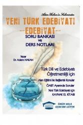 Ömür Hoca Uzaktan Eğitim - Ömür Hoca Uzaktan Eğitim 2021 ÖABT Türk Dili Edebiyatı Yeni Türk Edebiyatı Soru Bankası ve Ders Notları