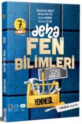 Öncelik Yayınları - Öncelik Yayınları 7. Sınıf Deha Fen Bilimleri Soru Bankası