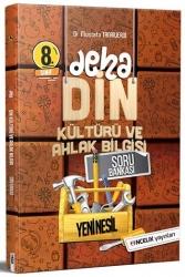 Öncelik Yayınları - Öncelik Yayınları 8. Sınıf Deha Din Kültürü ve Ahlak Bilgisi Soru Bankası
