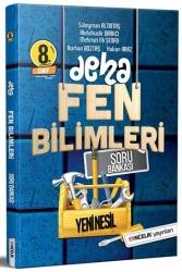 Öncelik Yayınları - Öncelik Yayınları 8. Sınıf Deha Fen Bilimleri Soru Bankası