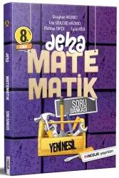Öncelik Yayınları - Öncelik Yayınları 8. Sınıf Deha Matematik Soru Bankası