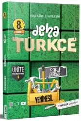 Öncelik Yayınları - Öncelik Yayınları 8. Sınıf Deha Türkçe Soru Bankası