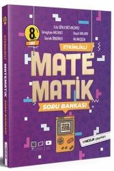 Öncelik Yayınları - Öncelik Yayınları 8. Sınıf Etkinlikli Matematik Soru Bankası