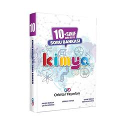 Orbital Yayınları - Orbital Yayınları 10. Sınıf Kimya Konu Özetli Soru Bankası