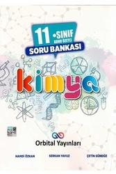 Orbital Yayınları - Orbital Yayınları 11. Sınıf Kimya Konu Özetli Soru Bankası