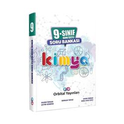 Orbital Yayınları - Orbital Yayınları 9. Sınıf Kimya Konu Özetli Soru Bankası