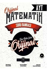 Orijinal Yayınları - Orijinal Yayınları AYT Orijinal Matematik Soru Bankası