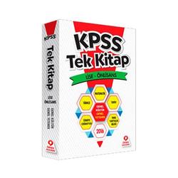 Örnek Akademi Yayınları - Örnek Akademi KPSS Lise Önlisans Tek Kitap