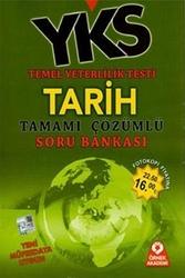 Örnek Akademi Yayınları - Örnek Akademi TYT Tarih Tamamı Çözümlü Soru Bankası