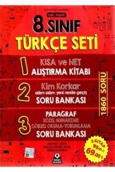 Örnek Akademi Yayınları - Örnek Akademi Yayınları 8. Sınıf LGS Türkçe Seti