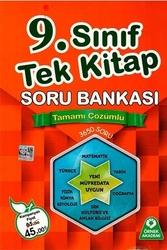 Örnek Akademi Yayınları - Örnek Akademi Yayınları 9. Sınıf Tek Kitap Tamamı Çözümlü Soru Bankası