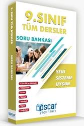 Oscar Yayınları - Oscar Yayınları 9. Sınıf Tüm Dersler Soru Bankası