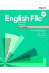 Oxford Üniversity Press - Oxford English File Advanced Workbook Without Key