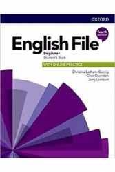 Oxford Üniversity Press - Oxford English File Beginner Students Book With Online Practice