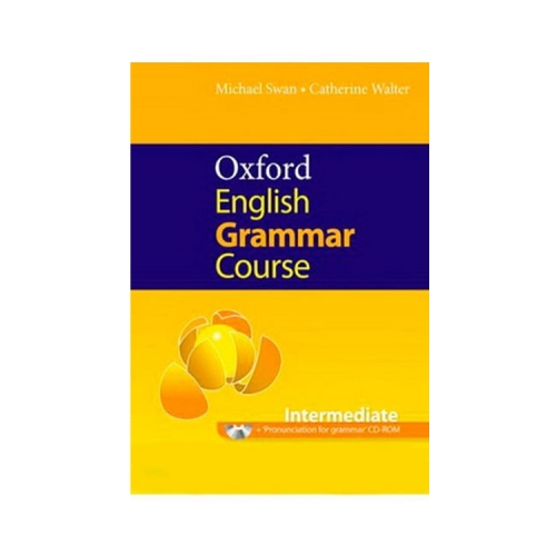 Oxford English Grammar Course With CD-ROM İntermediate
