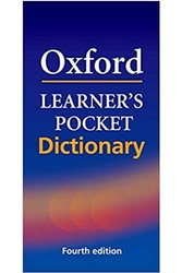 Oxford Üniversity Press - Oxford Learner's Pocket Dictionary