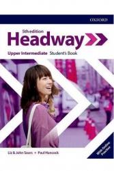 Oxford Üniversity Press - Oxford Üniversity Press Headway Upper Intermediate: Student s Book with Online Practice