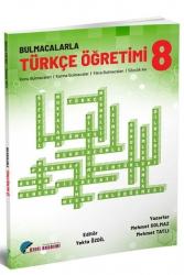 Özdil Akademi - Özdil Akademi Yayınları 8. Sınıf Bulmacalarla Türkçe Öğretimi